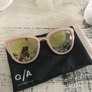 Quay x Too Faced sunglasses